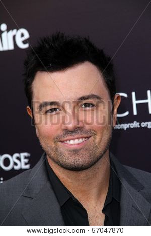 Seth MacFarlane at the Chrysalis Butterfly Ball 10th Anniversary Event, Private Residence, Los Angeles, CA. 06-11-11