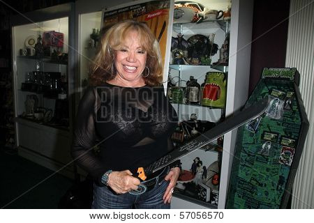 Kitten Natividad at the Signing Party for
