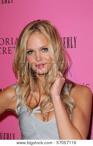 Erin Heatherton at the Victoria's Secret release of the 2011 What Is Sexy? list and the kickoffr to the bombshell summer tour, The Beverly, Los Angeles, CA. 05-12-11