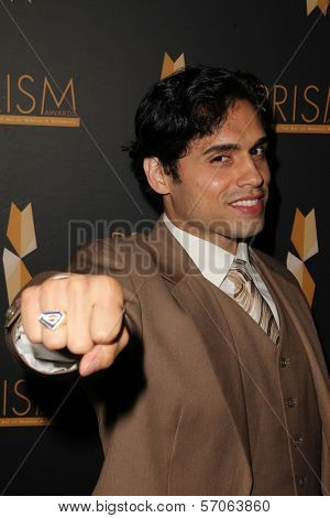 Danny Arroyo at the 15th Annual Prism Awards, Beverly Hills Hotel, Beverly Hills, CA. 04-28-11