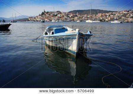 Greece, Poros Island