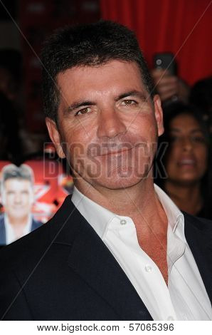 Simon Cowell at FOX's