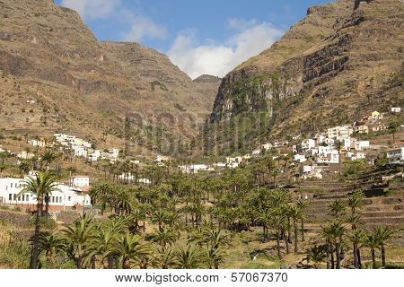 Village on La Gomera