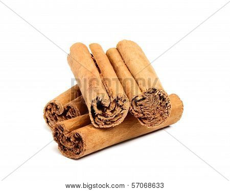 Multilayer Cinnamon Sticks.