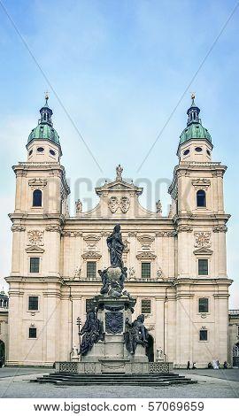 Salzburg Cathedral, Austria