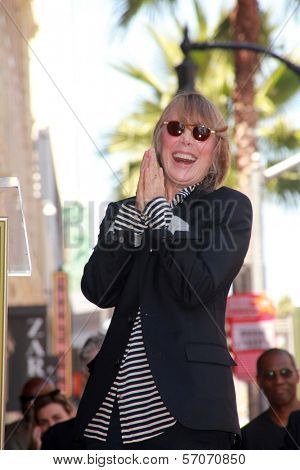 Sissy Spacek at Sissy Spacek's induction into the Hollywood Walk of Fame, Hollywood Blvd, Hollywood, CA. 08-01-11