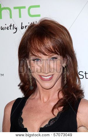 Kathy Griffin at the HTC Status Social, Paramount Studios, Hollywood, CA. 07-19-11