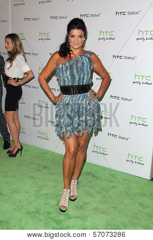 Jennifer Gimenez at the HTC Status Social, Paramount Studios, Hollywood, CA. 07-19-11