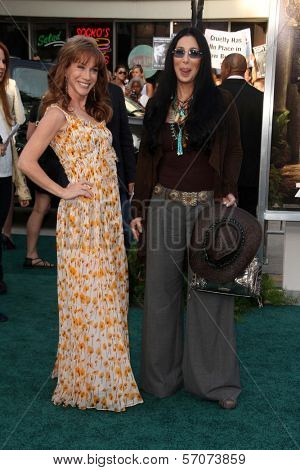 Kathy Griffin, Cher at the