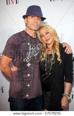 Michael Biehn, Jennifer Blanc-Biehn at