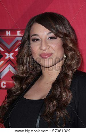 Melanie Amaro at