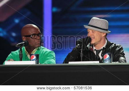 L.A. Reid, Chris Rene at