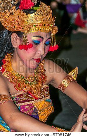 Kecak Dancing