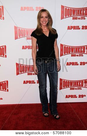 Amanda Wyss at the