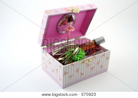 Girl's Accessories Box