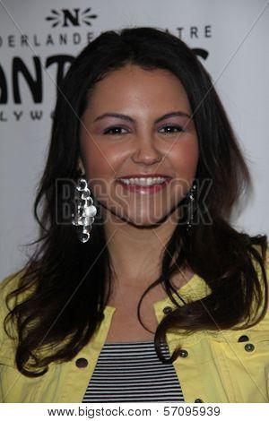 Taylor Beckett  at the AVENUE Q Los Angeles Return, Pantages, Hollywood, CA. 03-01-11