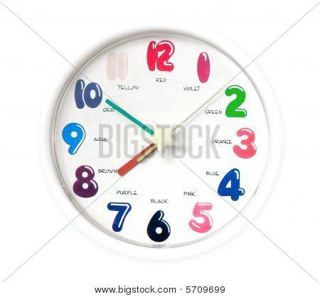 Simple Analogue Clock