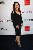 Gloria Estefan at the Hollywood Bowl 90th Season Hall of Fame Ceremony, Hollywood Bowl, Hollywood, C
