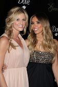 Erin Andrews, Giuliana Rancic at the 36th Annual Gracie Awards Gala, Beverly Hilton Hotel, Beverly H