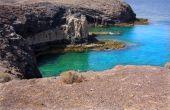 image of papagayo  - Seascape near Playa de Papagayo  - JPG