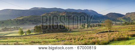 Lake District, Cumbria, Uk