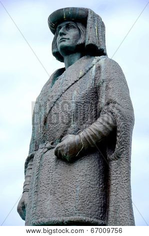 Statue of John Cabot
