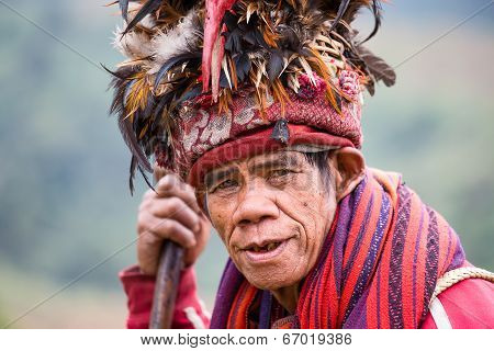 Ifugao - The People In The Philippines.
