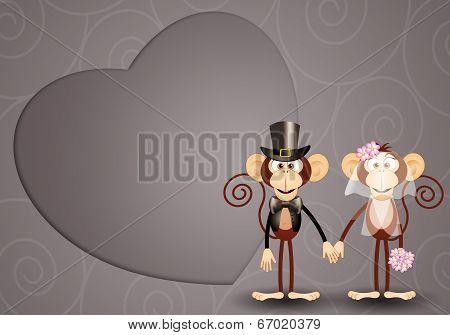 Monkey spouses