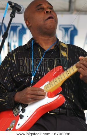 Blues Player