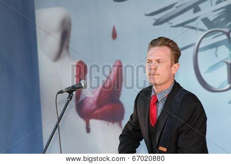 American Singer Jace Everett