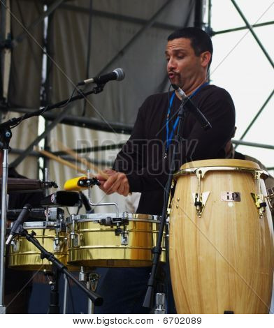 Pecussion Player