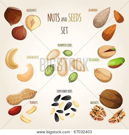 Nut mix set
