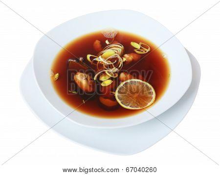 Suimono Soup