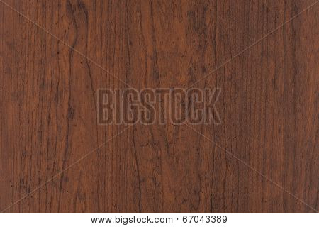 Red Brown Wood Texture Background With Copyspace