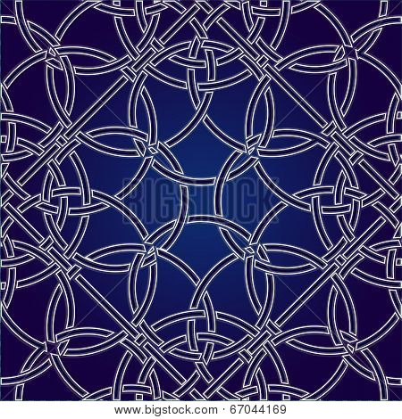 Abstract  Ornament Pattern Vector Illustration. Eps 10