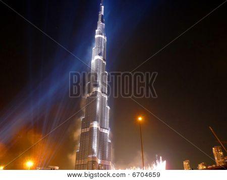 Burj Khalifa (Burj Dubai) Opening Ceremony