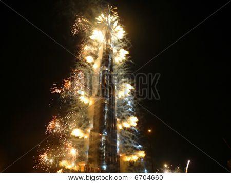 Burj Khalifa (Burj Dubai) Opening
