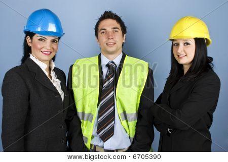 Architects Teamwork