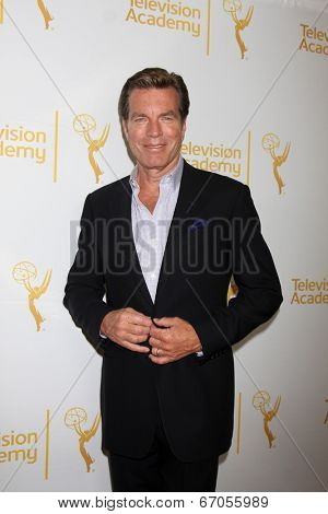 LOS ANGELES - JUN 19:  Peter Bergman at the ATAS Daytime Emmy Nominees Reception at the London Hotel on June 19, 2014 in West Hollywood, CA