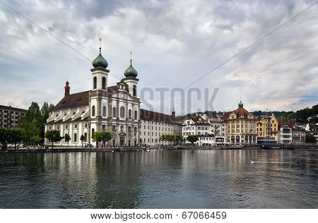Jesuit Church, Lucerne