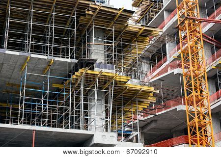 Building Site Structure