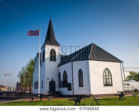 Norwegian Church, Cardiff