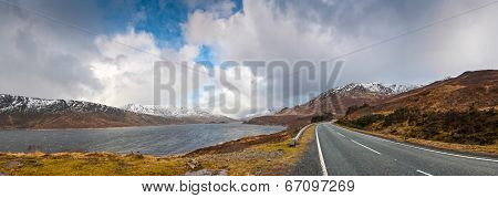 Wilderness Road, Scotland