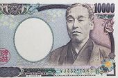 stock photo of yen  - Close  - JPG