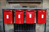 Italian Postboxes poster