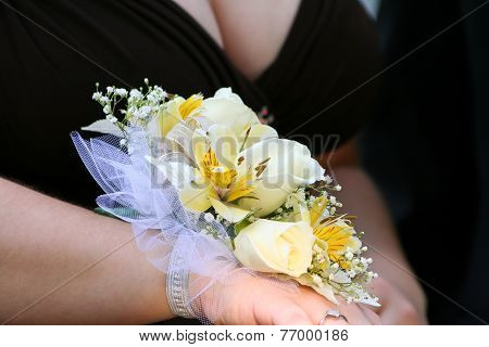 Corsage Side View