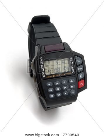 Electronic Wristwatch