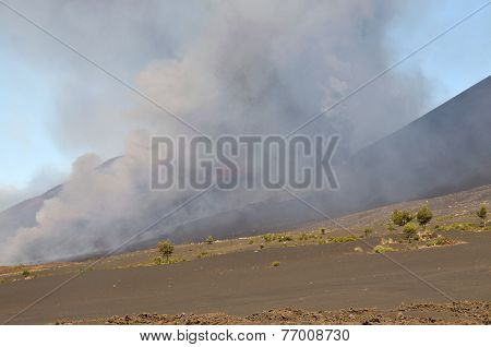 Volcanic Blast