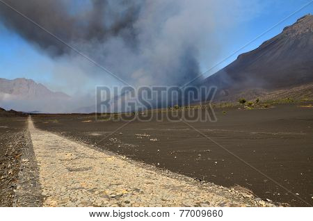 Cobblestone Road To Eruption