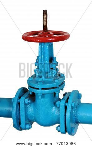 Water Valve Industrial